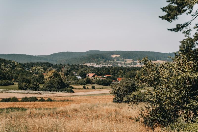 Frankenalb Panoramaweg Nürnberg Tipps