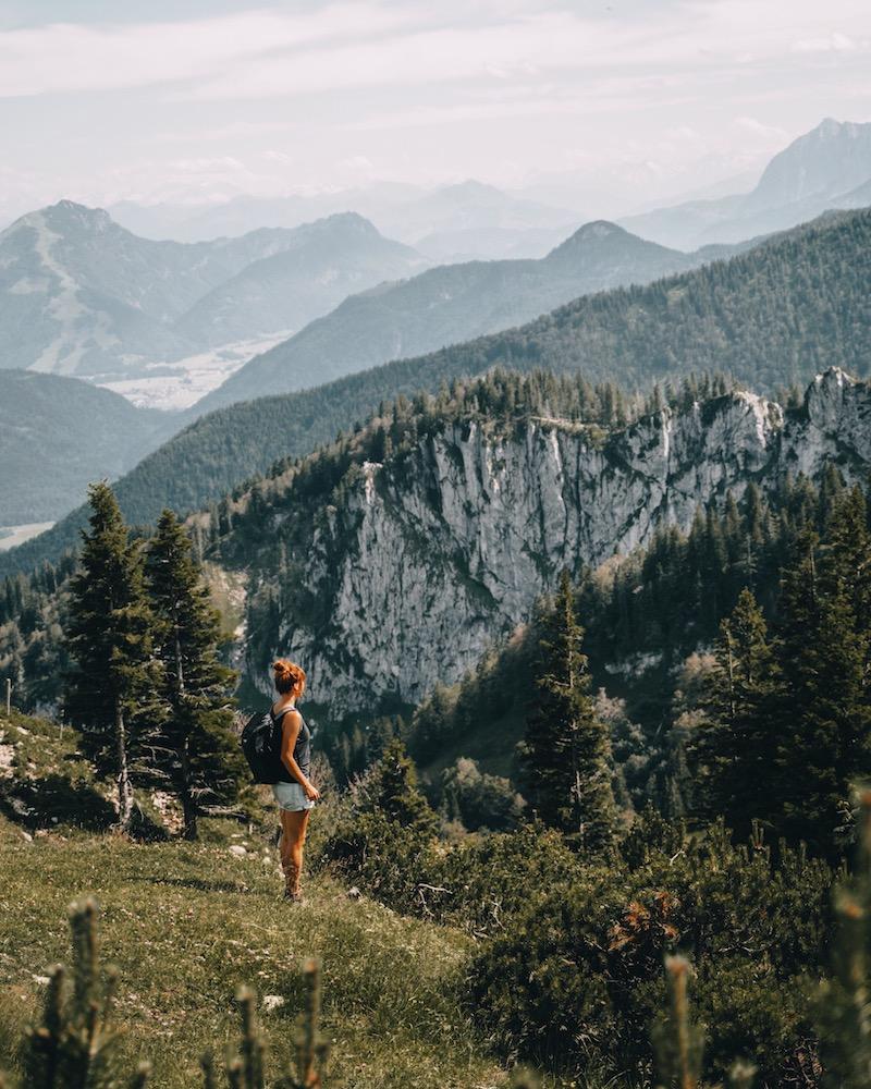 Kampenwand Alpen