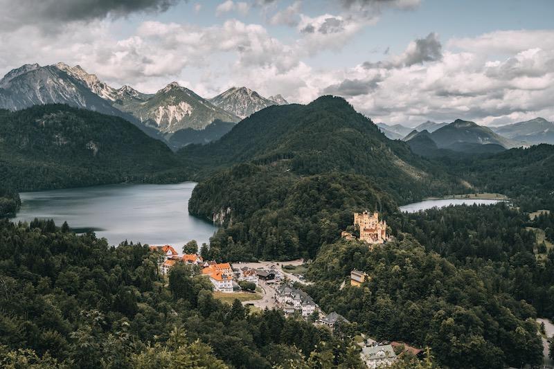 Königsschlösser Bayern Neuschwanstein