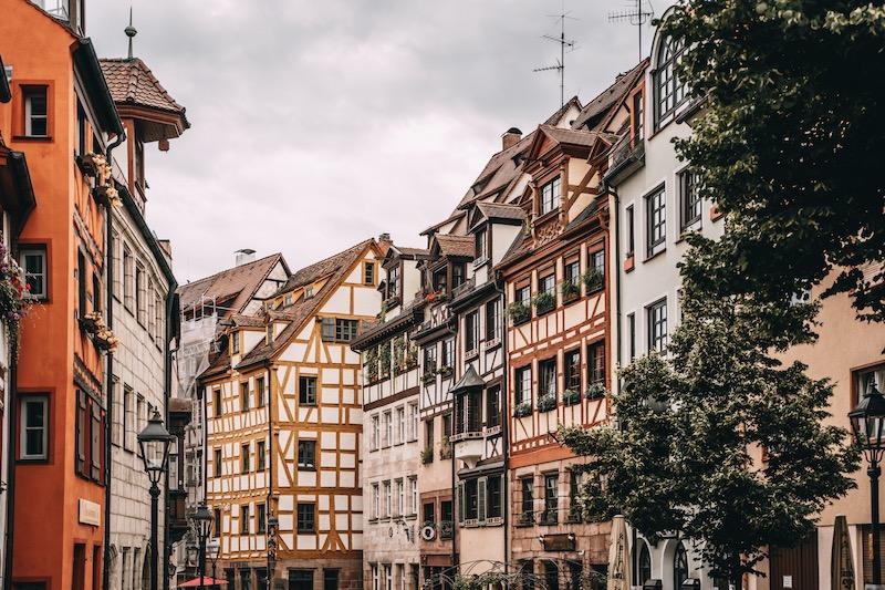 Nürnberg Sehenswürdigkeiten Altstadt