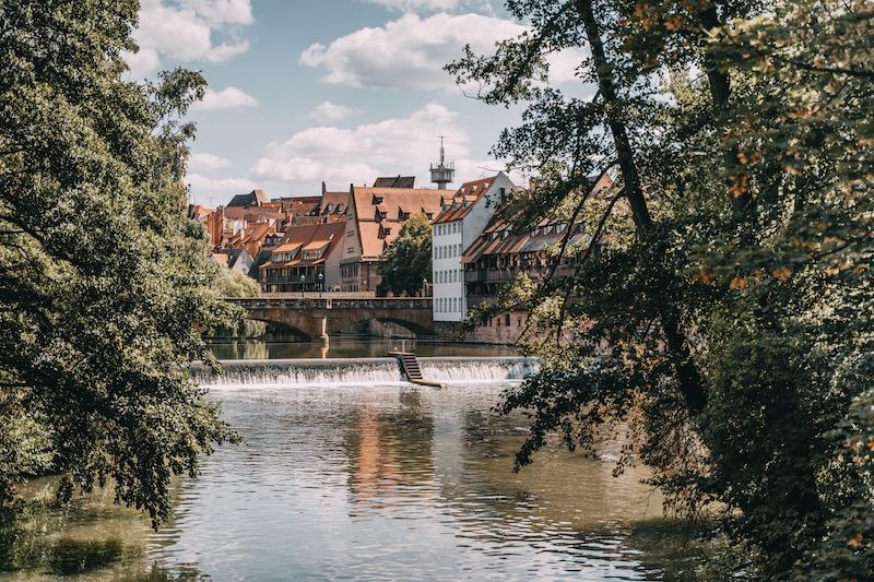 Nürnberg Tipps Altstadt Pegnitz