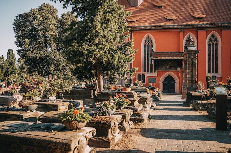Nürnberg Tipps St. Johannis Friedhof