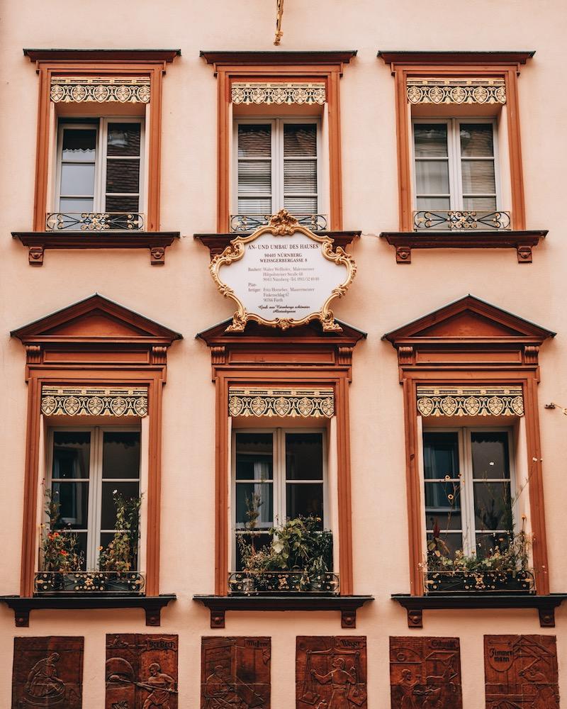 Nürnberg Tipps Weißgerbergasse