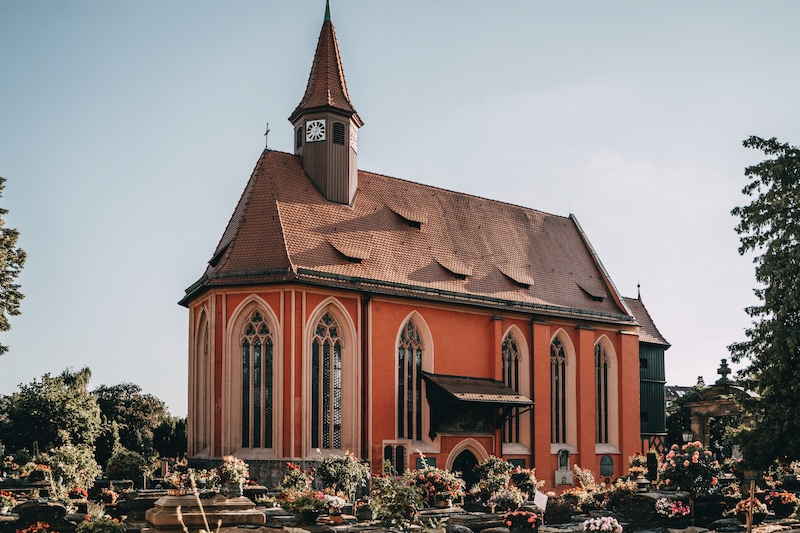 St. Johannis Kirche Nürnberg