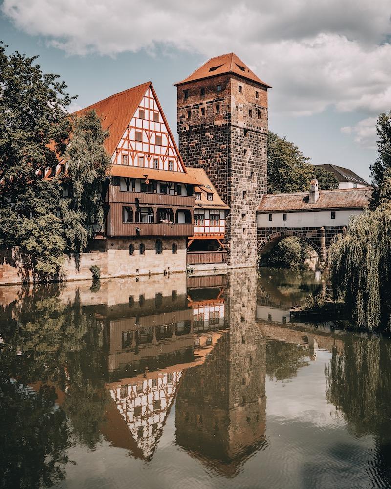 Weinstadel Henkersteg Nürnberg Tipps