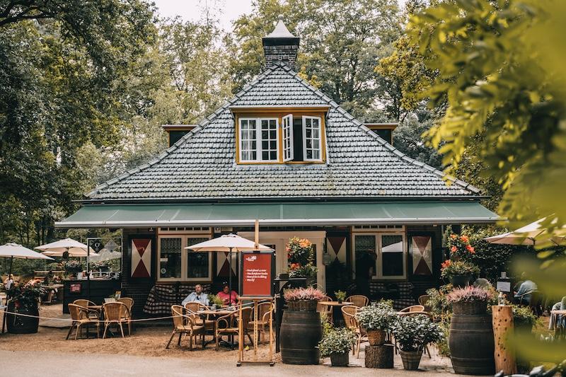 Boshuis Venkraai Oisterwijk