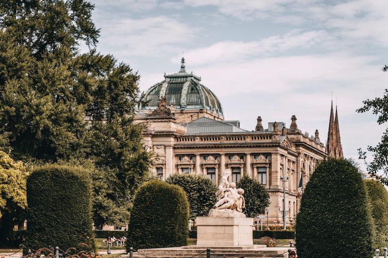 Deutsches Viertel Straßburg Sehenswürdigkeiten