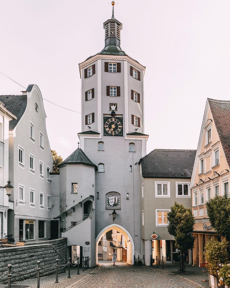 Günzburg Donau Altstadt