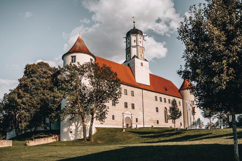 Höchstädt Schloss
