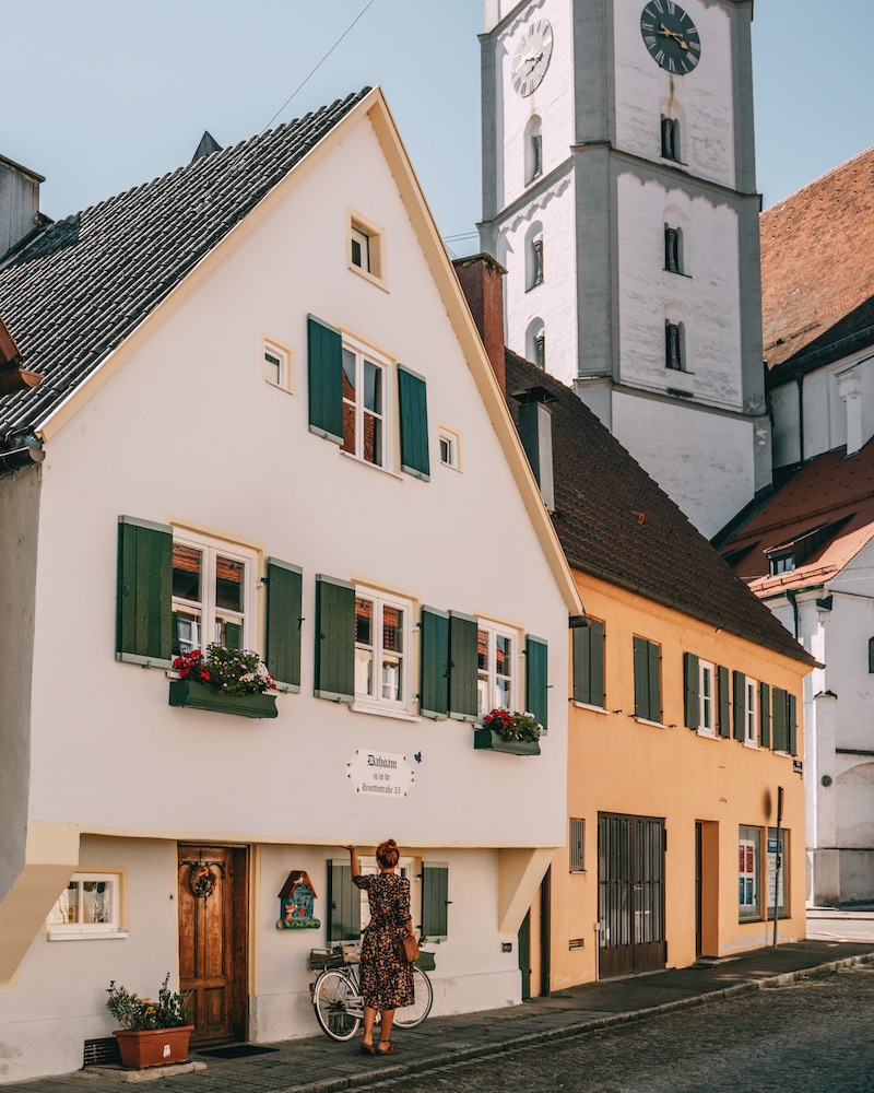 Lauingen an der Donau Altstadt