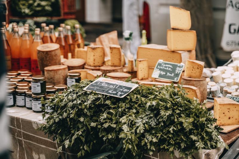 Märkte in Straßburg