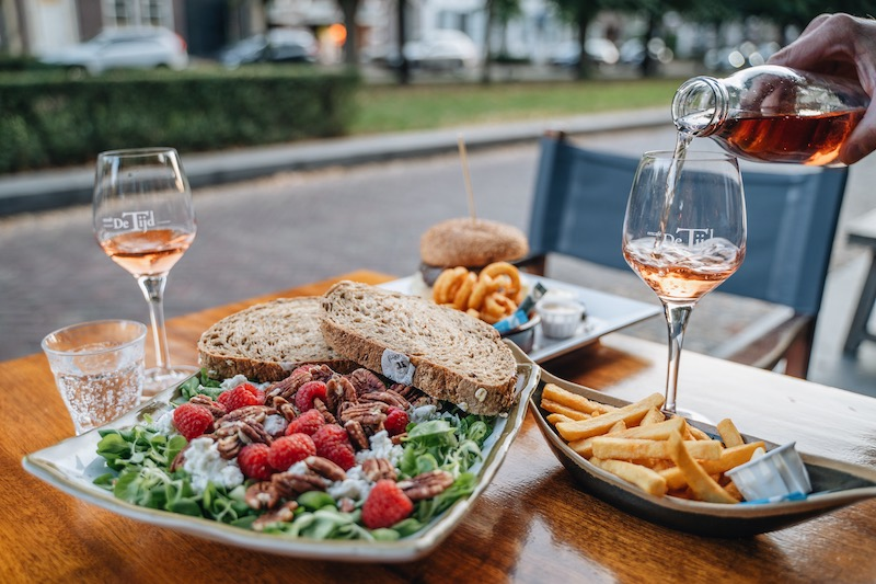 Oisterwijk Restaurant De Tijd