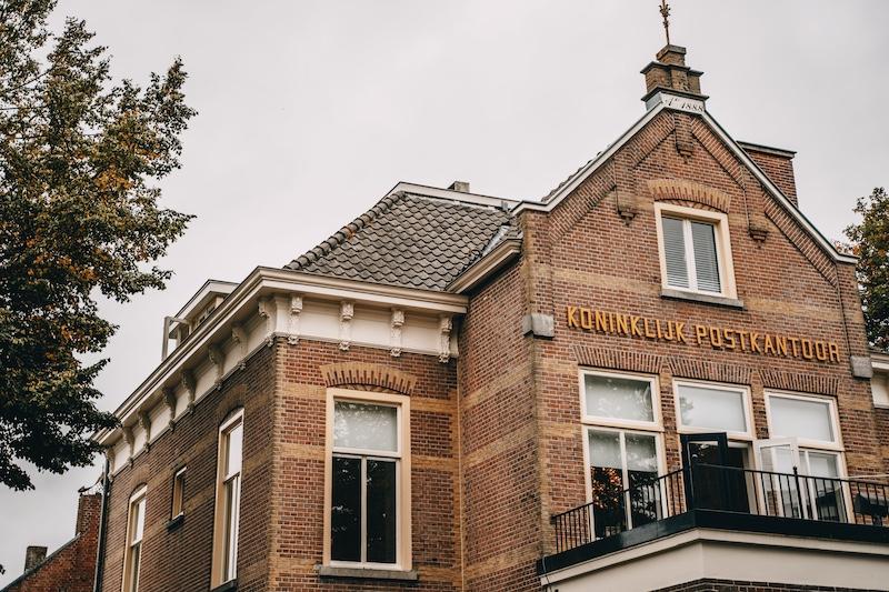 Oisterwijk Zentrum Post