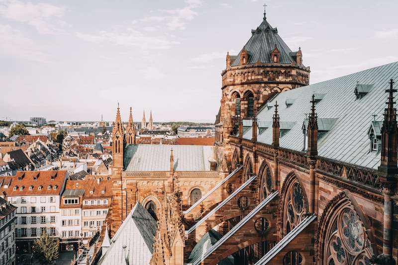 Straßburg Tipps Münster Kathedrale