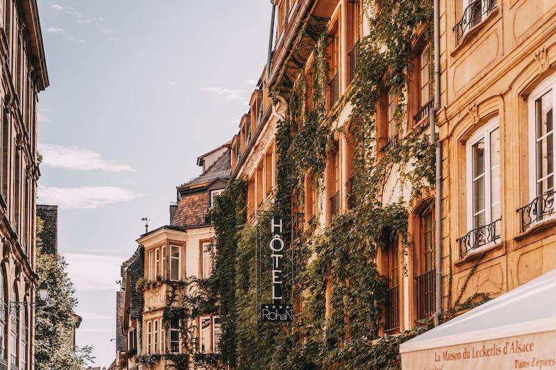 Straßburg historische Altstadt