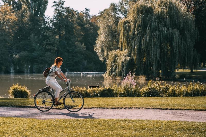 Straßburg Parc de l'Orangerie