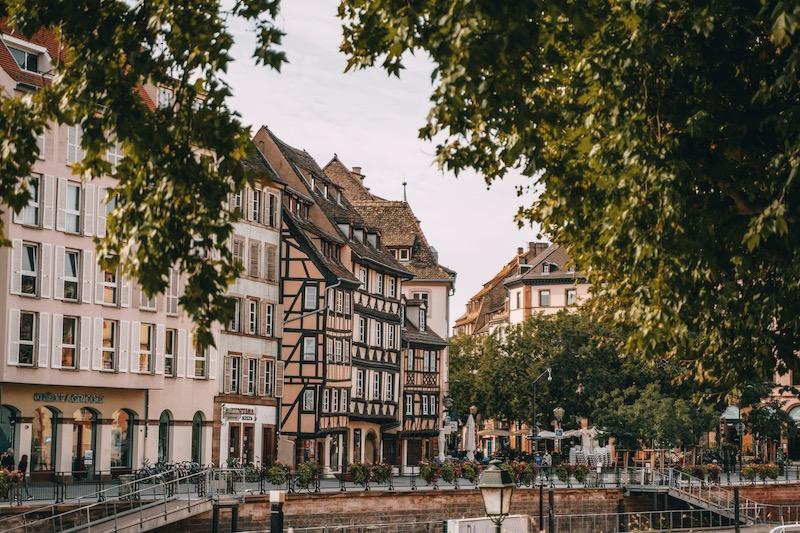 Straßburg Sehenswürdigkeiten Altstadt