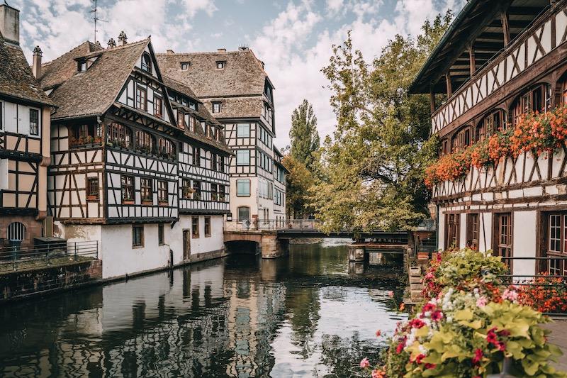 Straßburg Sehenswürdigkeiten Petite France