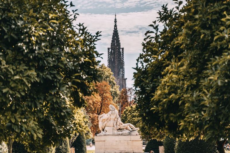 Straßburg Tipps Deutsches Kaiser Viertel