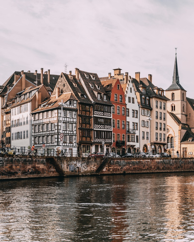 Straßburg Tipps Ill