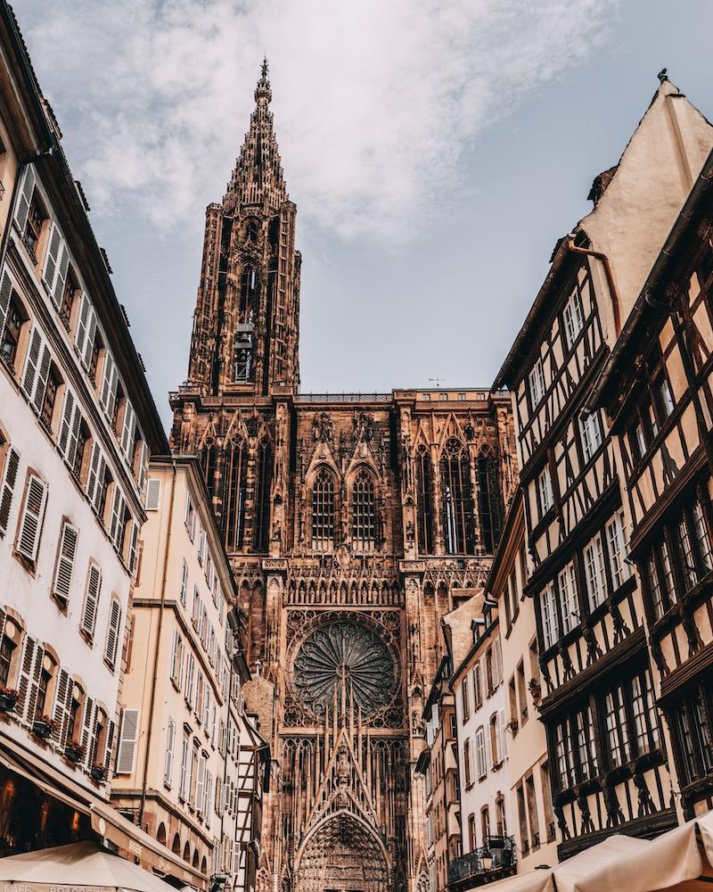 Straßburg Tipps Münster