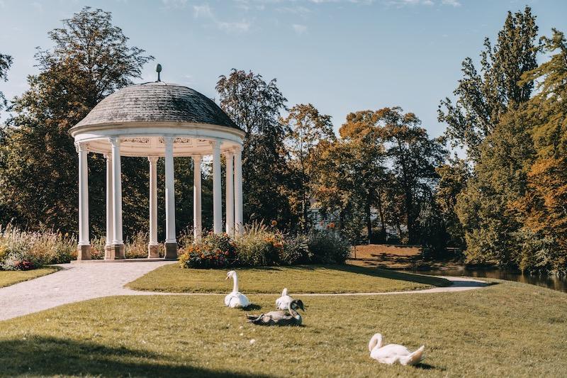 Straßburg Tipps Parc de l'Orangerie
