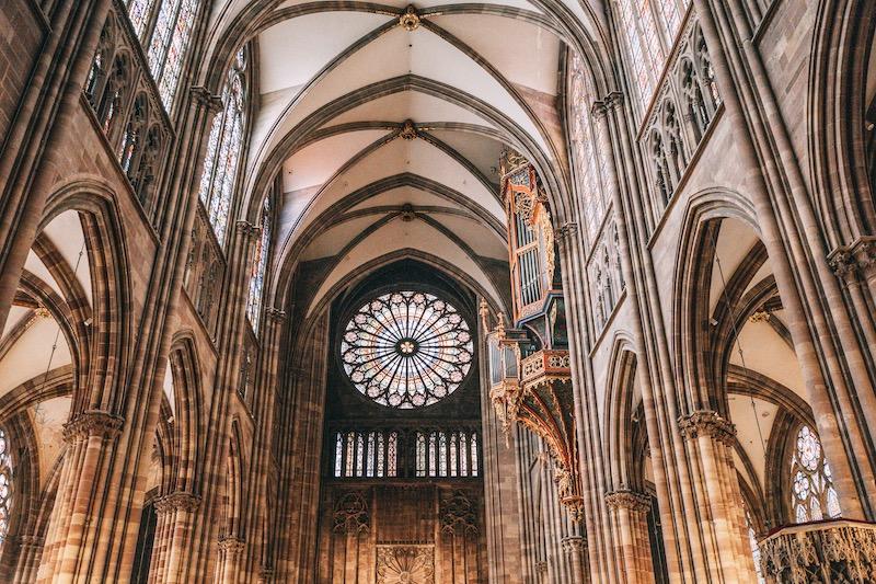 Straßburger Münster Besichtigung