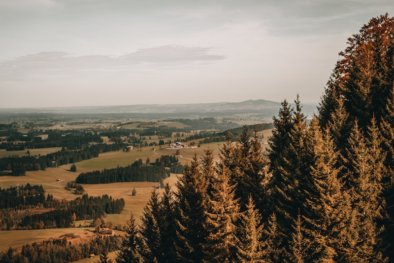 Allgäu Pfronten Bayern