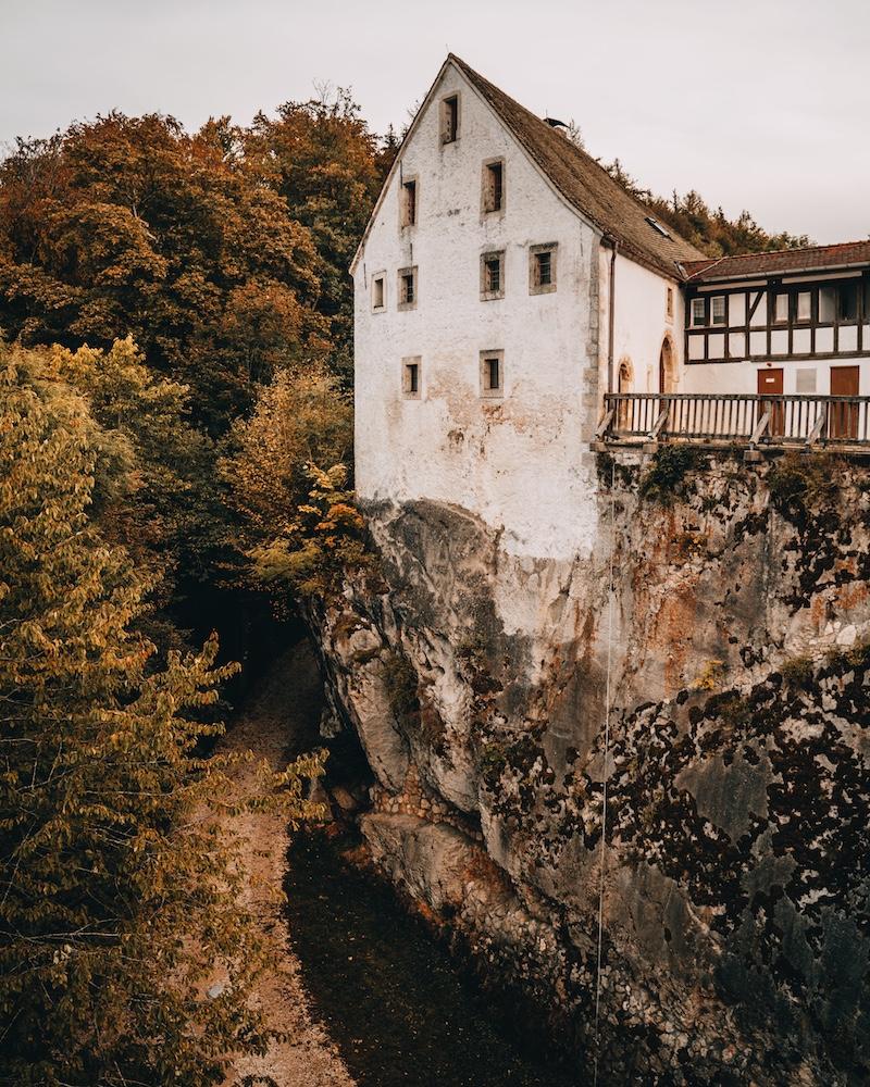 Donaubergland Burg Wildenstein