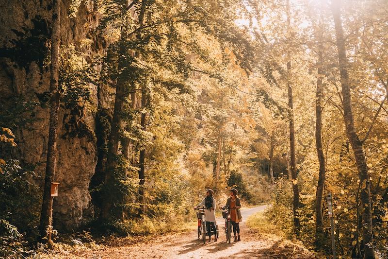 Donauradweg Schwäbische Alb