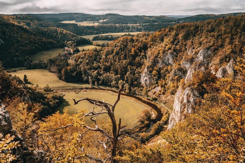 Donautal Donaubergland