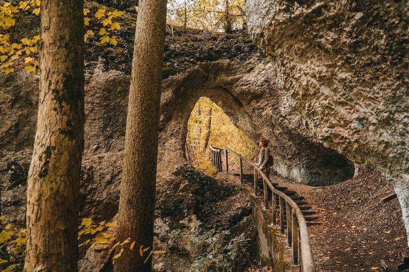 Grotten Inzigkofen Donaubergland