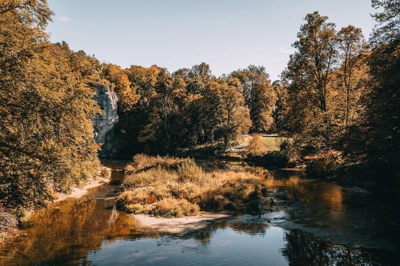 Inzigkofen Amalienfelsen Donaubergland