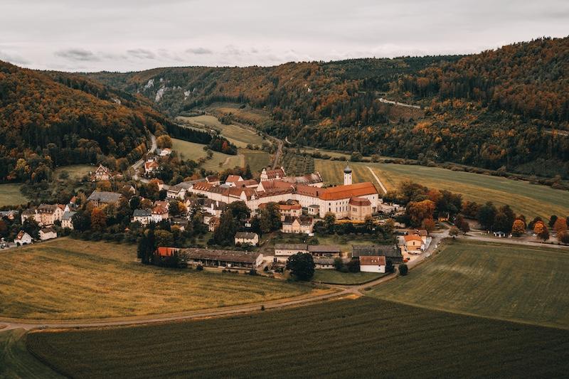 Kloster Beuron Donaubergland