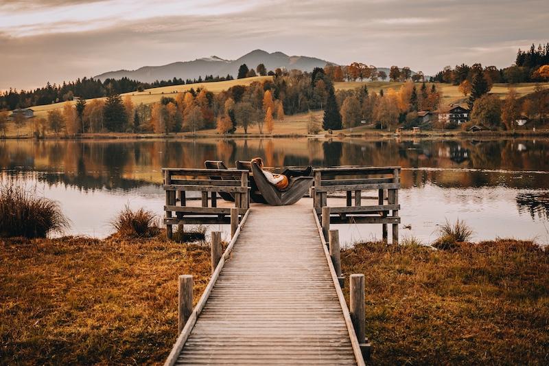 Naturkino Urlaub in Bayern