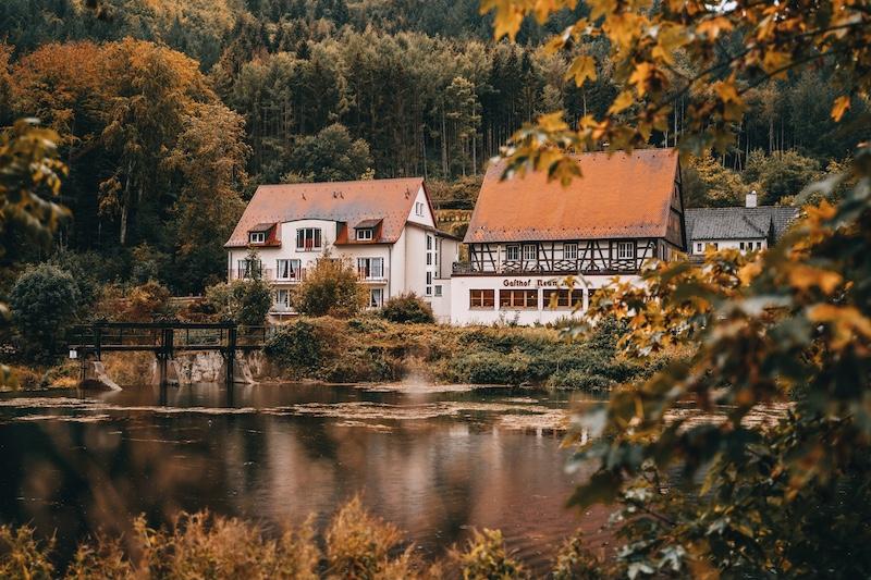 Neumühle Hotel Donaubergland