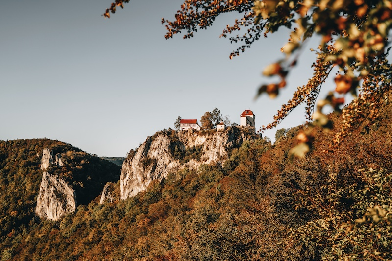 Schloss Bronnen Donaubergland
