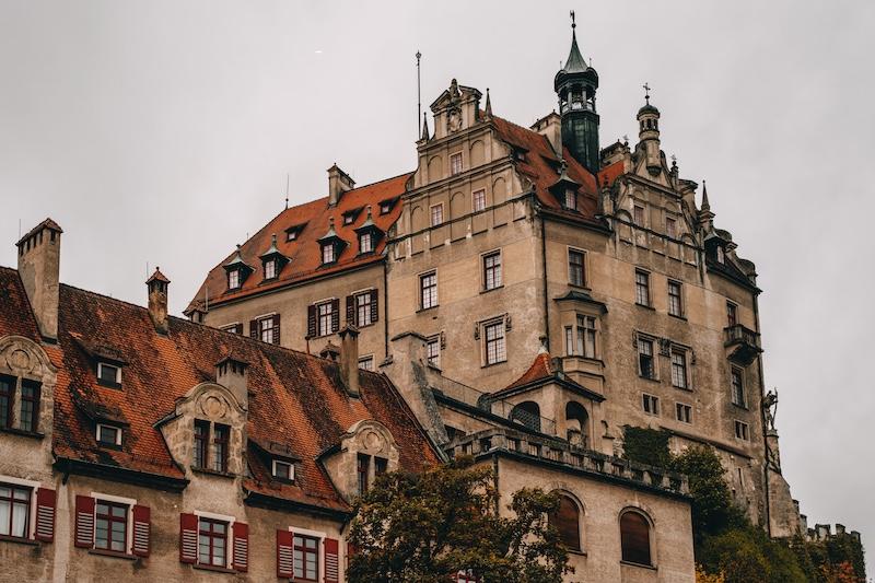 Schloss Hohenzollern Donaubergland