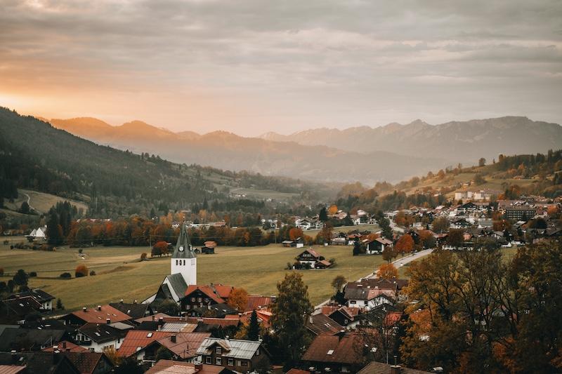 Urlaub in Bayern Allgäu