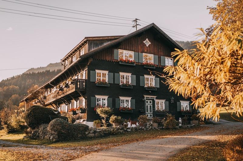 Urlaub in Bayern Bauernhof