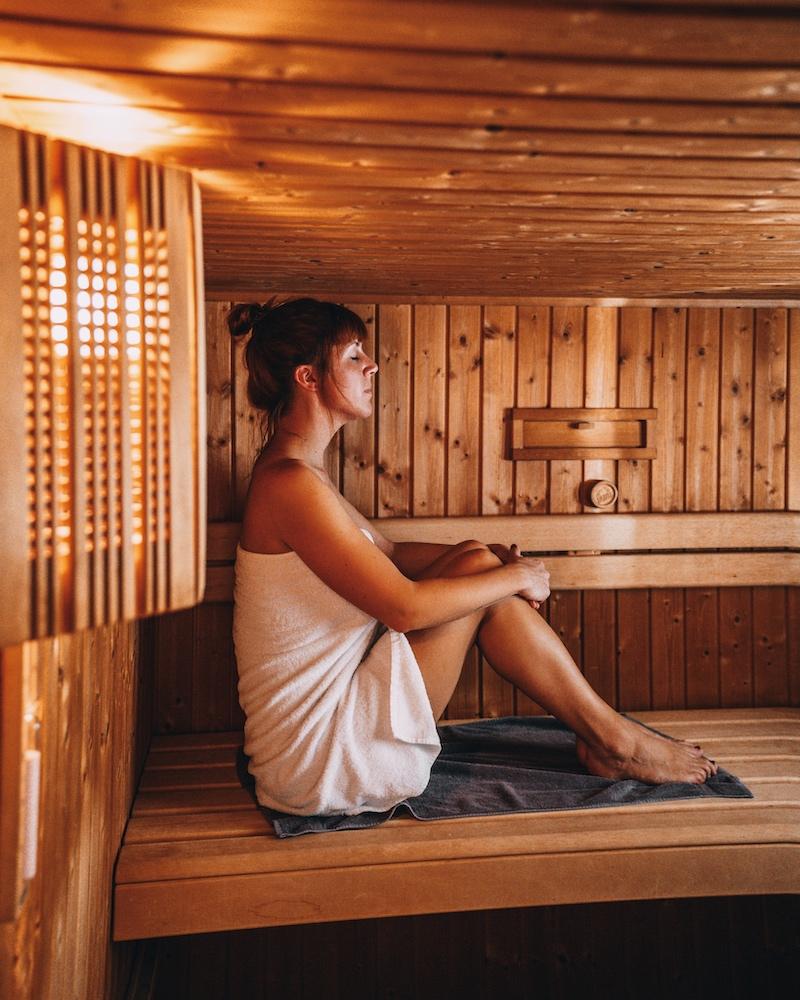Urlaub in Bayern Sauna Wellness