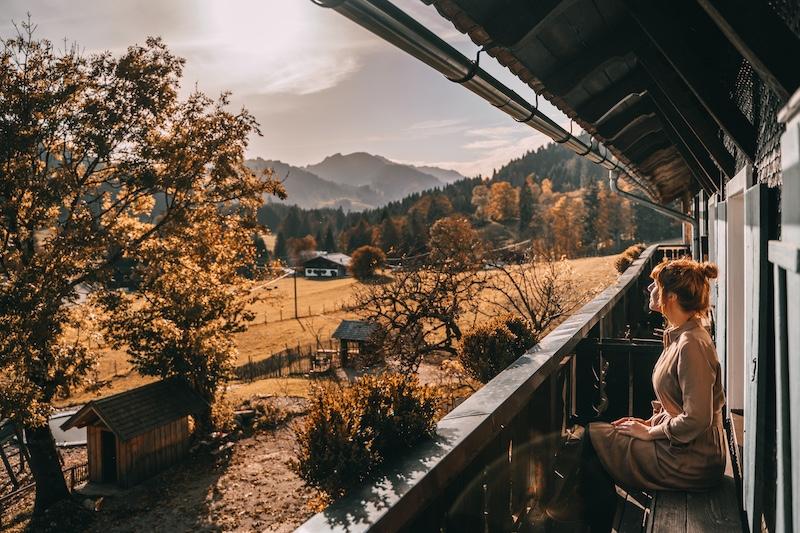 Urlaub in Bayern Waibelhof