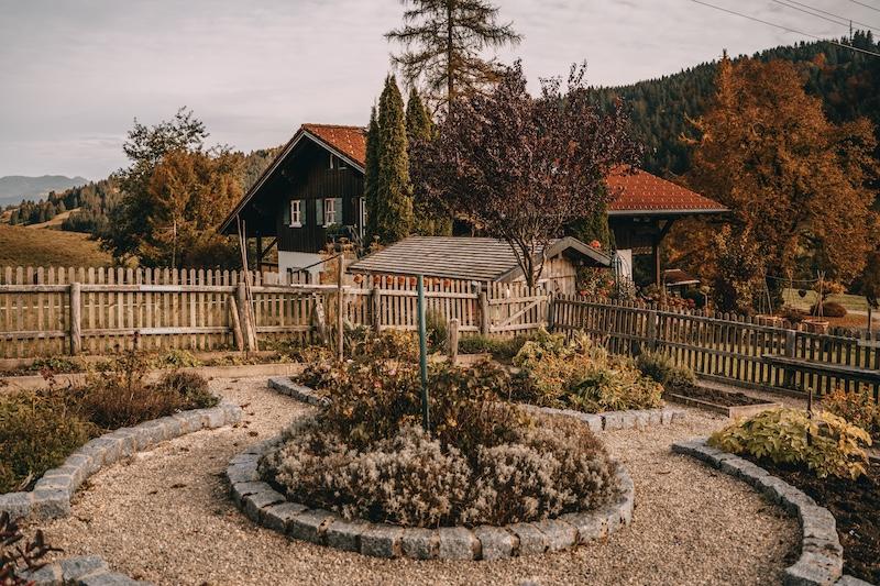 Waibelhof Kräutergarten