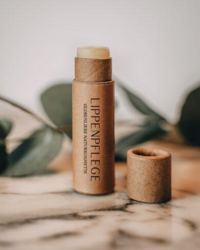 globusliebe Naturkosmetik Lippenpflege