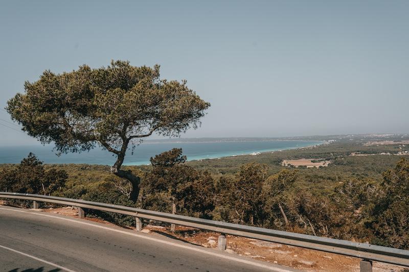 Aussichtspunkt Formentera