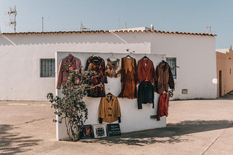 Formentera Flohmarkt