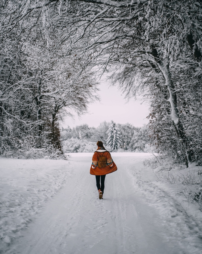 Winter Januar 2021