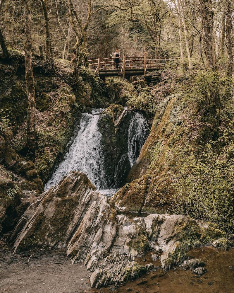 Endert Wasserfall