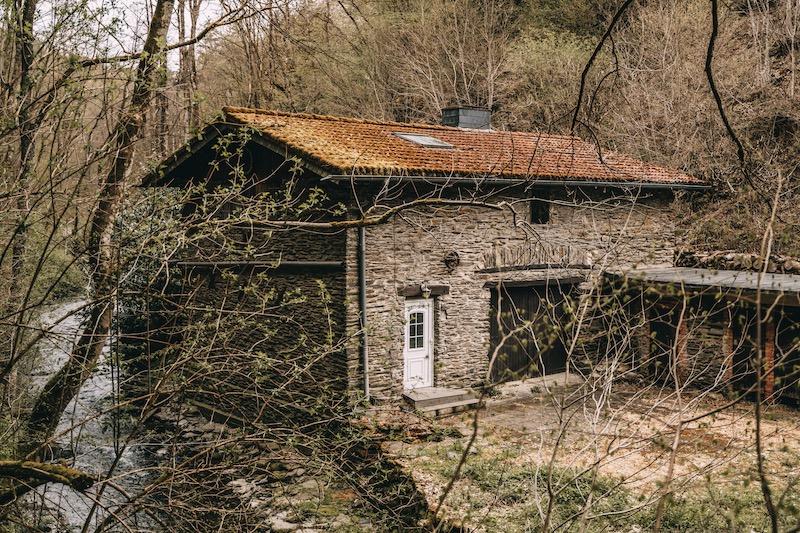 Mühle Tal der wilden Endert