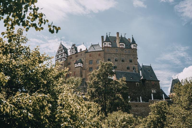 Burg Eltz Wanderungen an der Mosel